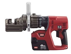 Max USA Cordless Brushless Re-Bar Cutter PJRC160Up To #5 from Carter-Waters