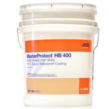 CHE 51715533 MasterProtect HB 400 Waterproof Coating Coarse Pastel Coarse 5