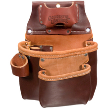OCC 5018LH Occidental 2 Pouch Left Hand ProTool Leather Bag from Carter-Wat