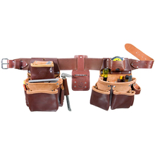 OCC 5080DBM Occidental Leather Pro Framer Tool Belt Set w/Double Outer Bag