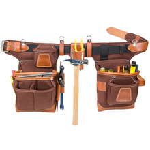 OCC 9855 Occidental Adjust-to-Fit Fatlip Tool Bag Set from Carter-Waters