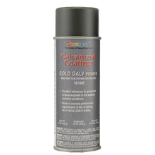 SEY 16-1445 Cold Galv Primer - Zinc Rich Spray Paint 16oz from Carter-Water