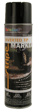 SEY 20-663 Black Inverted Tip Upside Down Spray Paint 20 oz from Carter-Wat