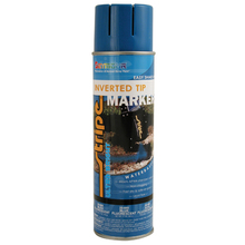 SEY 20-669 PAINT SPRAY UPSIDE DOWN BLUE FLO 20-669 20 OZ/CAN from Carter-Wa