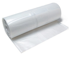 POLY 6ML 20X100 WHT White 6 Mil 20' x 100' Poly Sheeting  from Carter-Water