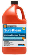 PRO 350015 Prosoco Sure Klean Custom Masonry Cleaner/Brightener (Concentrat
