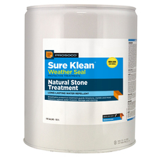 PRO 4005705 Prosoco Sure Klean Natural Stone Weather Treatment Seal 5/gal f