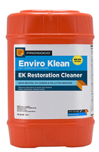 Prosoco Enviro Klean EK Restoration pH Carbon and Pollution Rem