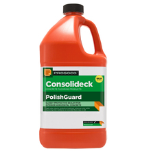 Prosoco Consolideck PolishGuard Glossy Sealer for Concrete Floo