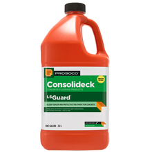 PRO 4607305 Prosoco Consolideck LSGuard Glossy Sealer for Concrete Floors 5