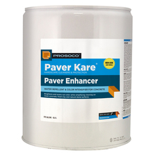 PRO 5607001 Prosoco Paver Kare Enhancer Water Repellent & Color Intensifier
