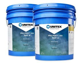 UNI PP100 LV-TB Unitex Pro-Poxy 100LV 16 oz Twin Cartridge KDot from Carter