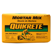 Quikrete Mortar Mix Type N 80/lb bag from Carter-Waters