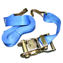 "SPA 60R20J 2""x 20' Spanset Ratchet Strap w/J Hook  from Carter-Waters"