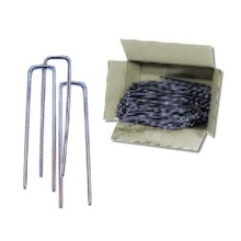 "STAPLES 8X1X8 8GA 8""x 1""x 8""Staples for Erosion Control Fabric 8ga  from Ca"