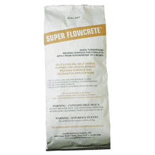 Super Flow-Rock Concrete Repair 45 LB Gallon from Carter-Waters
