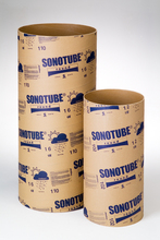 "FIB TUBE 10X12 STD Sonotube 10"" x 12' Standard Wall Concrete Form from Cart"