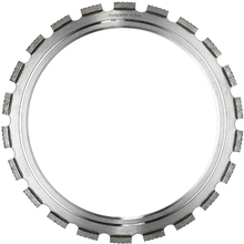 TAR 531108059 Husqvarna ELR 45 Blue Wet Cutting Ring Saw Blade from Carter-