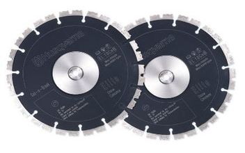 TAR 576778501 Husqvarna EL35 Cut-N-Break Diamond Blade Set For Power Cutter