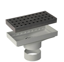 "TUF TPAN-36 36"" Trench Pan from Carter-Waters"