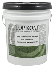 Surfkoat Top Koat Gloss Floor Wax 1/gal