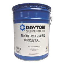 UNI BR25-5G Bright Rock Sealer 25% VOC Comp Solvent Base 5 Gallon from Cart