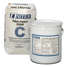 UNI PP2000-.5CF Unitex Pro-Poxy 2000 High Performance Machine Grout A-1 Gal