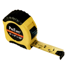 "UST 53025 US Tape 1"" x 25' Engineer's Tape Measures 1/10ths & 1/100 from Ca"