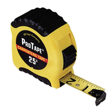 "UST 54936 US Tape 1"" x 36' Protape Carpenter's Tape Measure from Carter-Wat"
