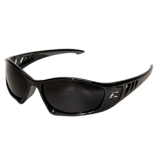 Edge Baretti Smoke Lens Safety Glasses from Carter-Waters