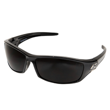 Edge Reclus Black/Smoke Lens Safety Glasses from Carter-Waters