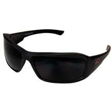 Edge Torque Mat Frame/Smoke Lens Safety Glasses from Carter-Waters
