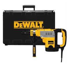 1-7/8 DeWalt SDS Max Combination Hammer