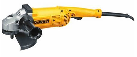 "DeWalt 15 Amp 5.3 HP 7"" and 9"" Angle Grinder from Carter-Waters"